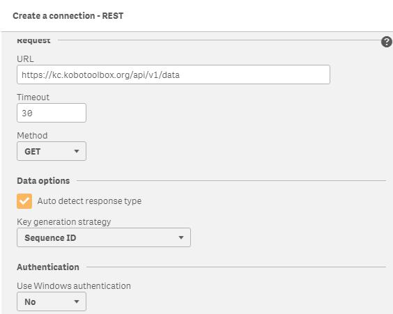 Connect Qlik to Kobotoolbox - User Support - KoBoToolbox Community Forum